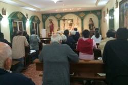 Adoración al Santísimo Prado Nuevo