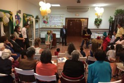 Fiesta en la Comunidad Familiar Prado Nuevo