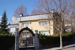 Sede de la Fundación Virgen de los Dolores