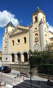 Parroquia de San Lorenzo de El Escorial