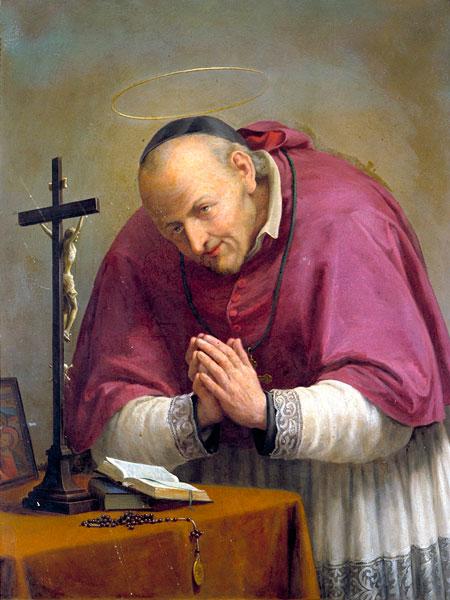 Maximes du  Saint Magistère et des Évêques, Confesseurs, Docteurs - Page 14 S._Alfonso_Iconografia