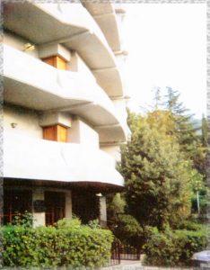 Casa del matrimonio de Miguel y Julia donde Amparo trabajaba.