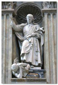 S. Luis María Grignion de Montfort