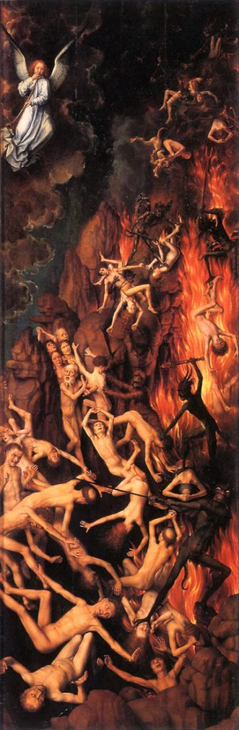 El Juicio Final (B. Hans Memling)
