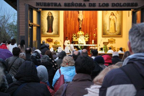 1-sabado-noviembre 16 Virgen de El Escorial
