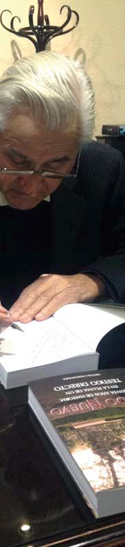 Neftalí Hernández. Libro Prado Nuevo: Treinta años en la pluma de un testigo directo