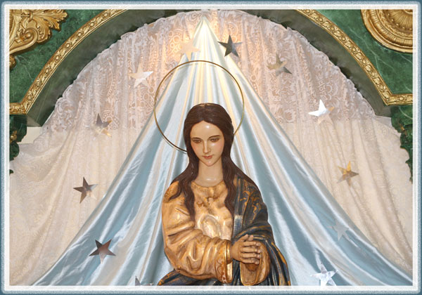 Inmaculada Concepción. Escorial